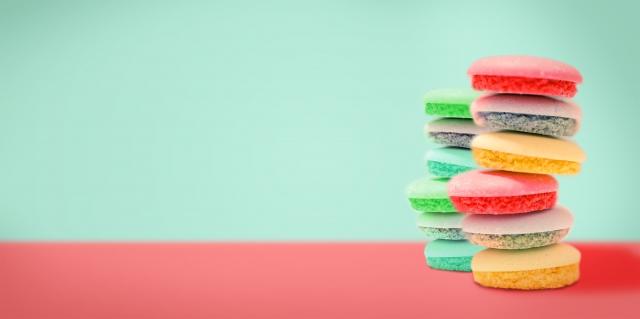 福岡で韓国マカロンが食べられるシュガーマジョのマカロンって?